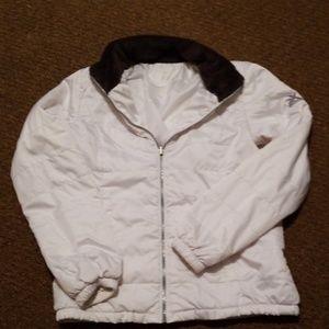 Zero exposure jacket